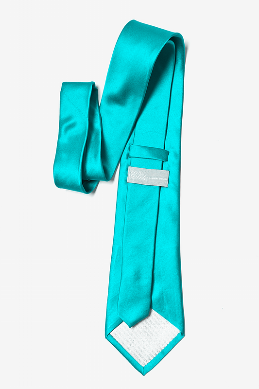 Turquoise Tie Photo (2)