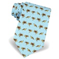 Turtles And Bubbles Tie by Alynn Novelty