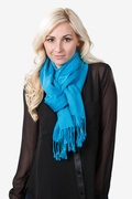 Turquoise Pashmina by Scarves.com