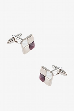 Checkered Cufflinks