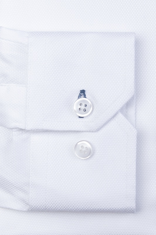 Aiden Cutaway Collar White Classic Fit Dress Shirt Photo (1)