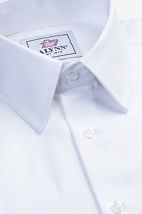 Aiden Point Collar Classic Fit Dress Shirt