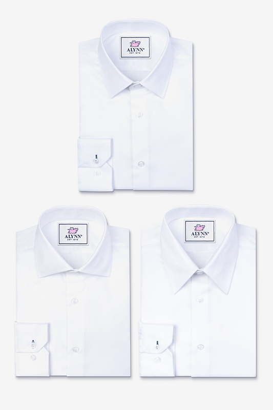 The Ultimate Essentials White Shirt Pack Photo (0)
