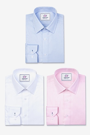 Work Week Warrior White Shirt Pack