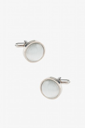 Half Sphere Solid Cufflinks