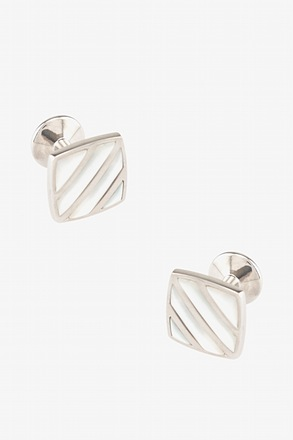 Polished Panache Cufflinks