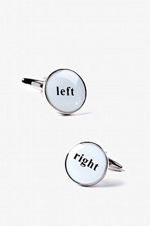 Which Way? Cufflinks