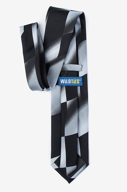 Check Racing Flag Tie