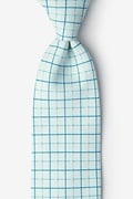 Graph Paper Extra Long Tie Photo (0)
