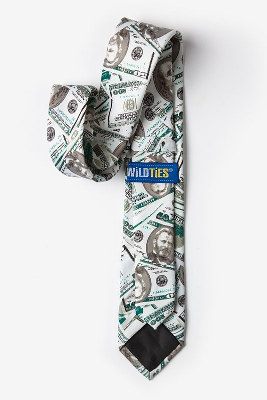 US Currency Tie For Boys Photo (1)