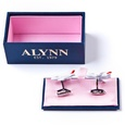 Jetliner Cufflink by Alynn Novelty