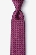 Rhodes Extra Long Tie Photo (0)