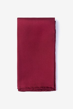 _Wine Pocket Square_