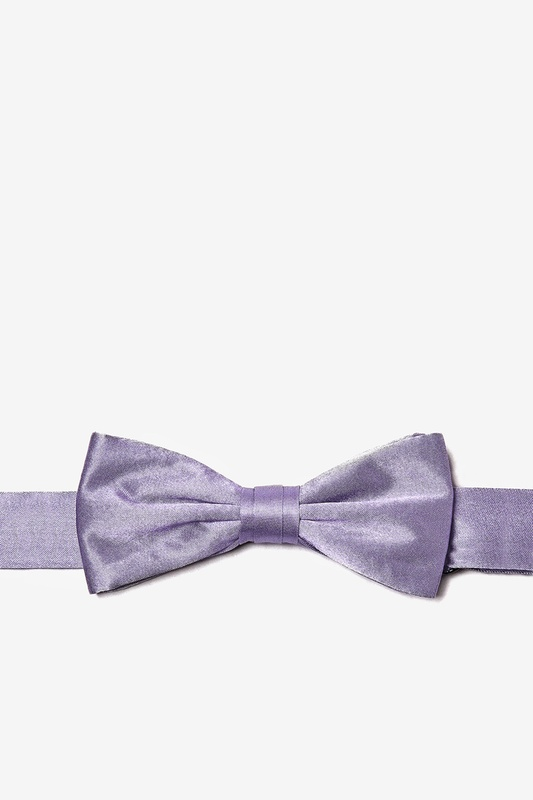 Wisteria Bow Tie For Boys Photo (0)