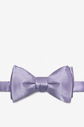 Wisteria Butterfly Bow Tie