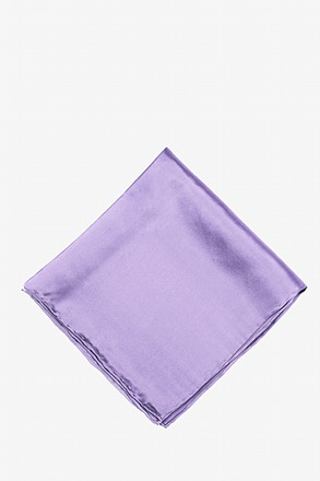 Wisteria Pocket Square