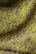 Yellow Baltimore Heathered Scarf by Scarves.com