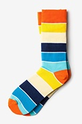 Cypress Stripe Sock Photo (0)
