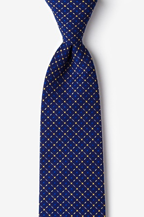 Ashland Yellow Extra Long Tie