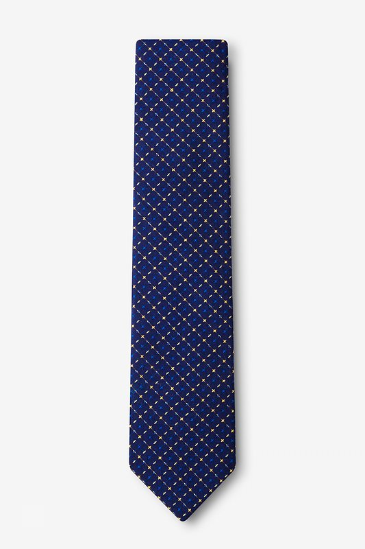 Ashland Yellow Skinny Tie Photo (1)