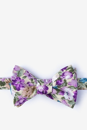 Dominion Butterfly Bow Tie