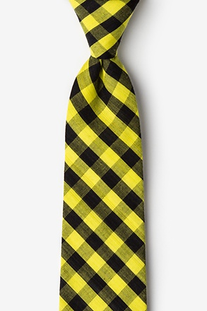 Pasco Yellow Tie