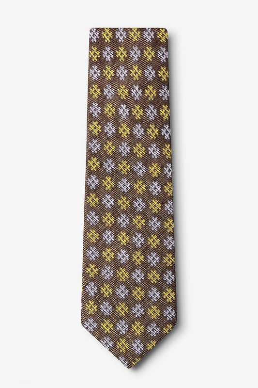 Roseburg Yellow Tie Photo (1)
