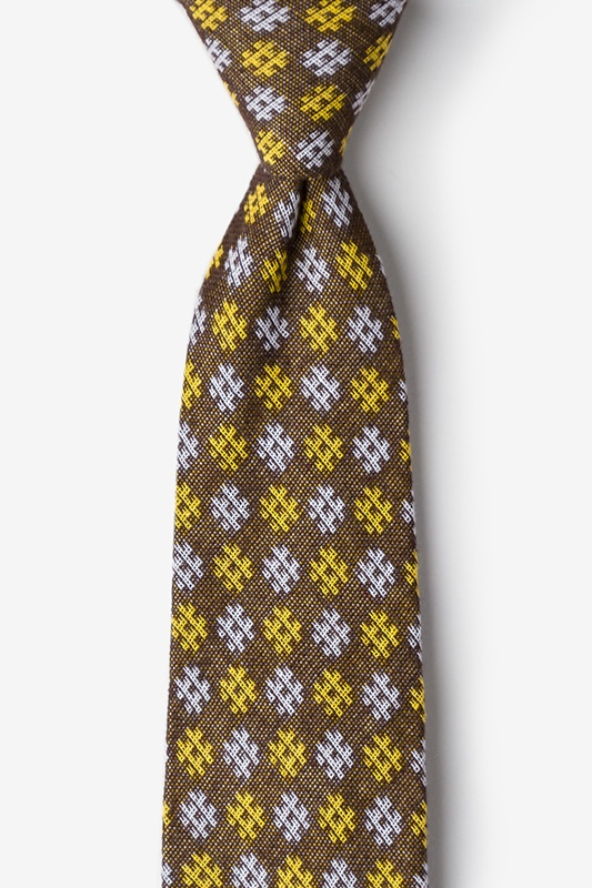 Roseburg Yellow Tie Photo (0)