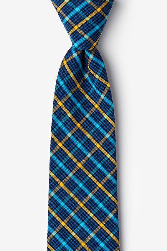 Sahuarita Yellow Extra Long Tie Photo (0)