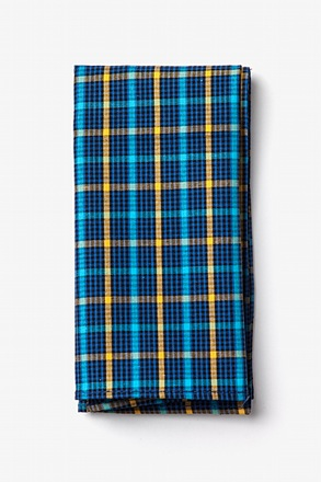 Sahuarita Yellow Pocket Square