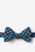Sahuarita Yellow Self-Tie Bow Tie Photo (0)