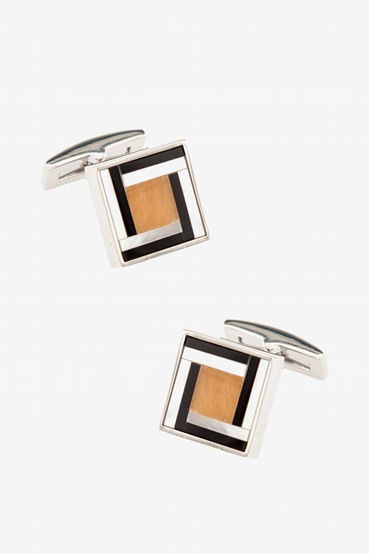Cadwell Square Cufflinks Photo (0)
