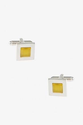 Small Square Frame Cufflinks