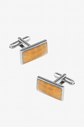Translucent Windowpane Cufflinks