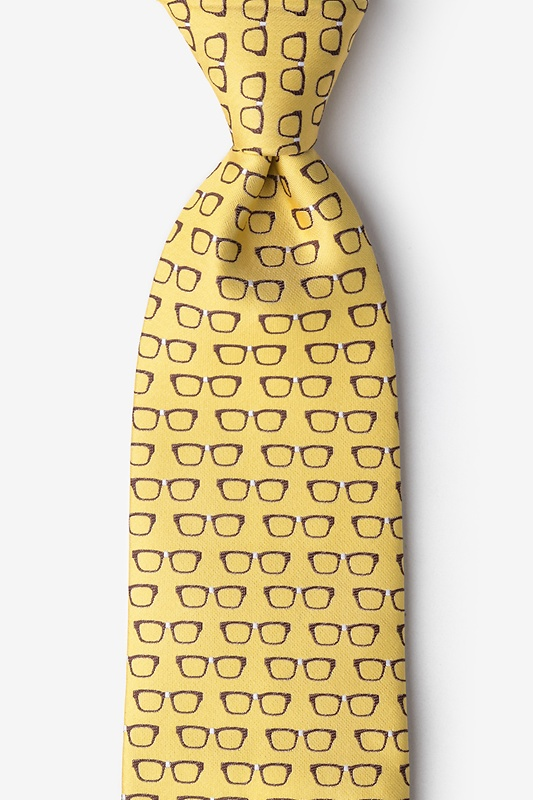 Four Eyes Tie