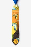 Persistance of Memory by Salvador Dali Tie