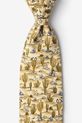 Saguaro Cactus Tie Photo (0)