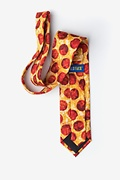 The Pizza Extra Long Tie