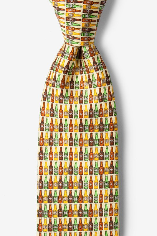 99 Bottles Yellow Tie Photo (0)