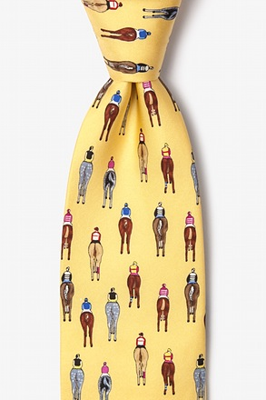 _Bringing Up the Rear Yellow Tie_