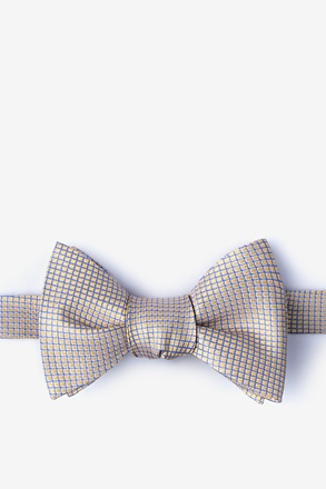 _Buck Self-Tie Bow Tie_