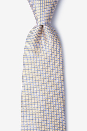 _Buck Yellow Tie_