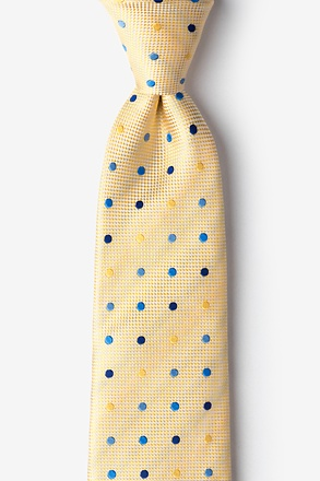 Canary Extra Long Tie