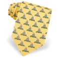 Don't Tread On Me Tie by Alynn Novelty