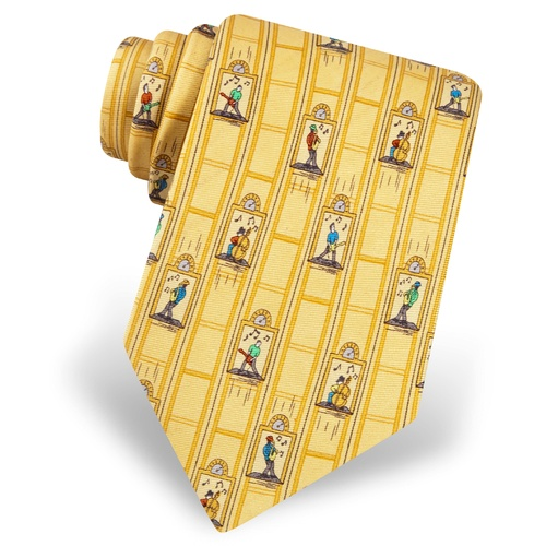 Elevator Music Tie by Alynn Novelty