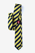 Fane Yellow Skinny Tie Photo (1)