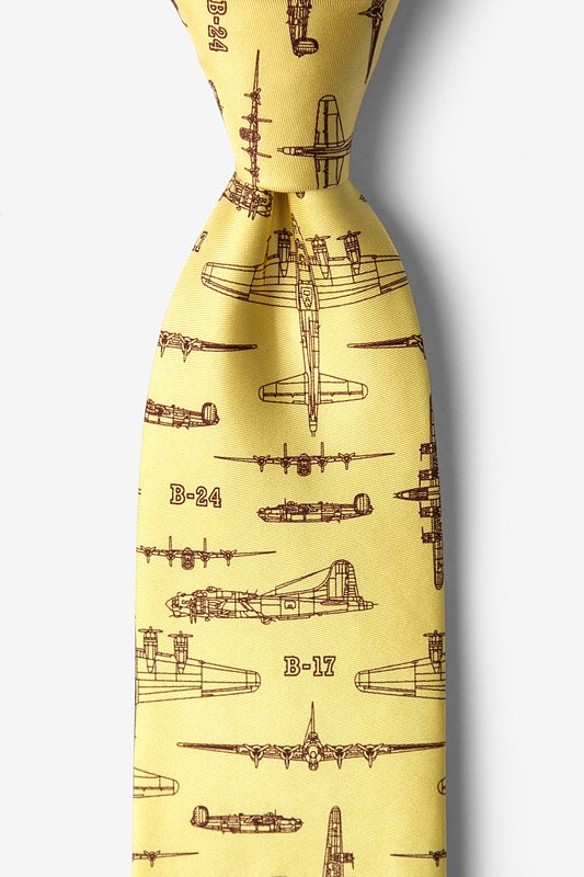 Flying Fortress Tie