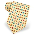 Football & Helmets Tie by Alynn Novelty