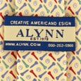 Golf Balls & Tees Boys Tie by Alynn Novelty