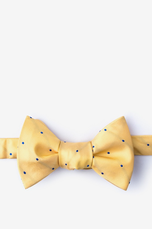 Griffin Self-Tie Bow Tie Photo (0)